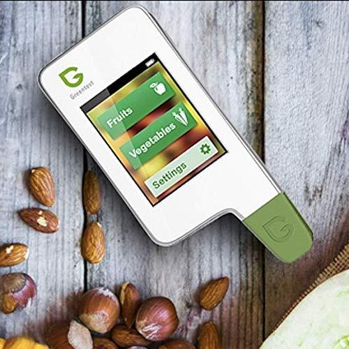 Personal Geiger Zähler und Nitrat Tester für Frisches Fleisch, Obst, Gemüse Greentest ECO