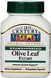 21st Century Health Care, Olive Leaf Extract, Standardized, 60 Veggie Caps