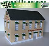 Greenhills Scalextric Slot Car Building Auberge Des Hunaudieres Kit 1:32 Scale