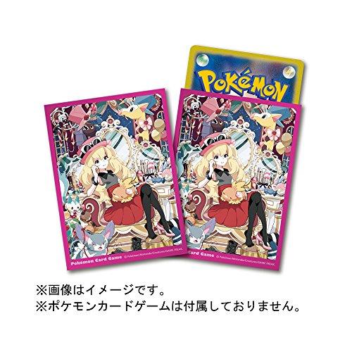 Pokemon Center Original deck shield TC ~ XY Heroine 32 pieces Ã- 2 set by Pokemon Center