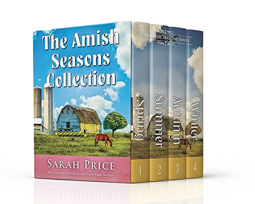 The Amish Seasons Collection Contains An Amish Spring An Amish Summer An Amish Autumn And An Amish Winter