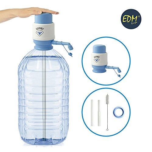 EDM DISPENSADOR para GARRAFAS Agua, Azul, 0