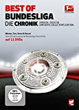Best of Bundesliga - Die Chronik 1963-2016 [11 DVDs]