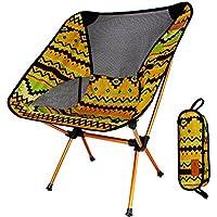 Gaogas Portable Camping Chair - Compact Ultralight Klapp Backpacking Stühle In Einer Tragetasche, Heavy Duty 300... preisvergleich bei billige-tabletten.eu