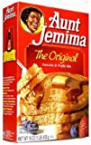 Aunt Jemima Original Pancake and Waffle Mix 16 OZ (453g)