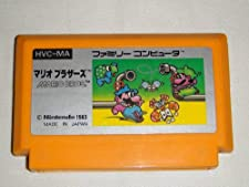 Mario Bros. Famicom Nintendo [Import Japan]