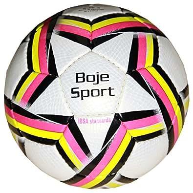"""ballon de futsal avec grelots """"futsal sonore"""" - IBSA, taille: 3, couleur: magenta"""