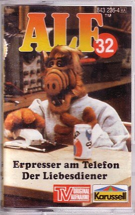 ALF (32) Erpresser am Telefon/Der Liebesdiener