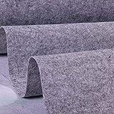 1949shop Home Teppiche Einweg Teppich Bodenläufer Matte Teppich für Hochzeit Treppen Party Ausstellung Breite Palette von Anwendungen (Farbe: Grau, Größe: 1m * 20m)