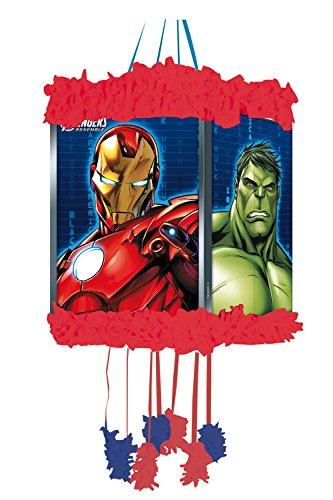 Los vengadores The Avengers-Comic-Piñata, 20x 30cm (Verbetena 014300052)