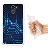 Wileyfox Swift 2 - 2 Plus Hülle, WoowCase Handyhülle Silikon für [ Wileyfox Swift 2 - 2 Plus ] Rundgang Handytasche Handy Cover Case Schutzhülle Flexible TPU - Transparent