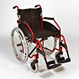 Lightweight folding self propelled wheelchair with quick release - Best Reviews Guide