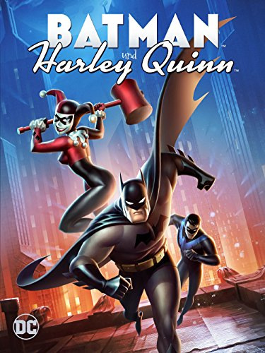 DCU: Batman and Harley Quinn [dt./OV]