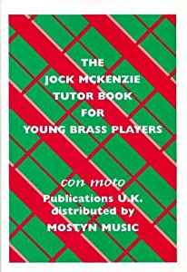 The Jock McKenzie Tutor Book for Young Brass Players - Treble Clef