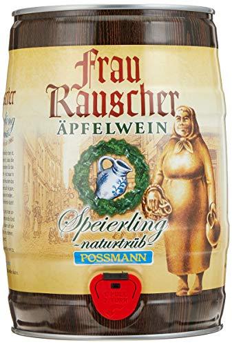 POSSMANN Frau Rauscher Äpfelwein Speierling naturtrüb (1 x 5 l)
