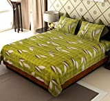 Amethyst Natural Cotton Double Bedsheet ...