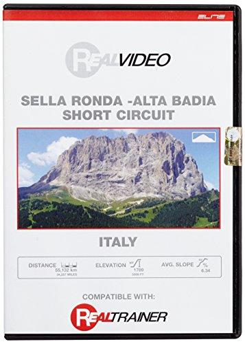 DVD ELITE SELLA RONDA REAL AXIOM / REAL POWER 2016 ACCESORIOS RODILLO DE ENTRENAMIENTO