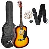 Best Guitar Strings For Beginners - 3rd Avenue Acoustic Guitar Beginner Starter Pack Review
