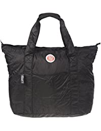 Planet E Lightweight Carry-On Travel Tote Bag Black By Planet E By Eco-Stream