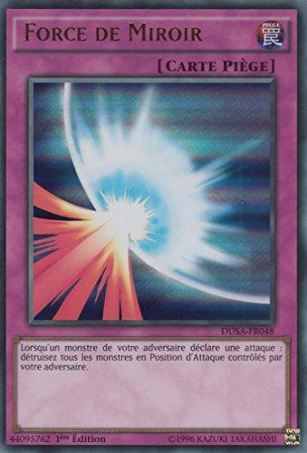 "Carte Yu-Gi-Oh! ""Force de Miroir"" DUSA-FR048 - VF/ULTRA RARE"