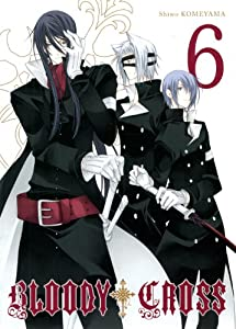 Bloody Cross Edition simple Tome 6