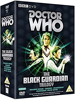 Doctor Who - The Black Guardian Trilogy: Mawdryn Undead / Terminus / Enlightenment [DVD] (B002ATVDBY) | Amazon price tracker / tracking, Amazon price history charts, Amazon price watches, Amazon price drop alerts