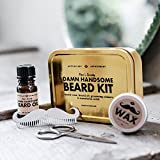Damn Handsome Beard Kit - Men's Society
