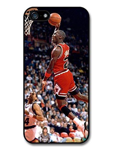 Michael Jordan MJ 23 Basketball In the Air hülle für iPhone 5 5S
