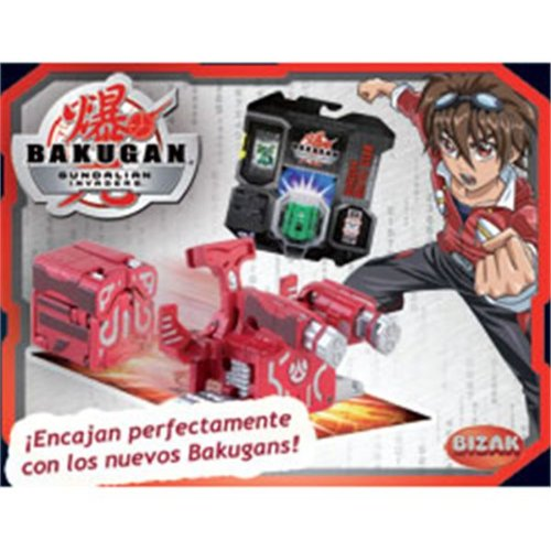 Bizak Bakugan Battle Gear