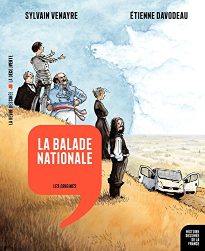 Histoire dessine de la France - La Balade Nationale