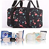 Pretty Flamingo Pre-packed Essentials hospital/maternity/baby changing bag/holdall for Mum & Baby - NEXT WORKING DAY* DELIVERY AVAILABLE (order by midday)