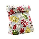 MON5F HOME Mode Kissen dreieckige Nacht große Kissen bürokissen Bett schutzkissen sofakissen Kissen (Farbe: E) (Color : C)