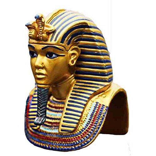Egipto Figura Decorativa Coleccionable Estatua Máscaras faraón