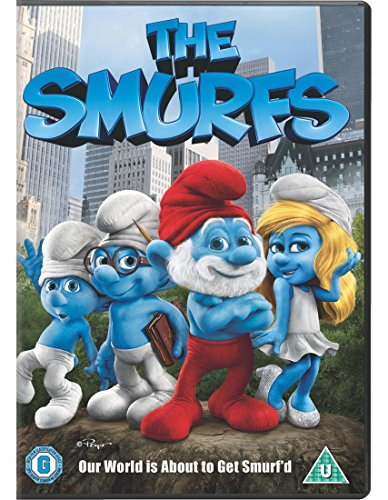CDR65772 The Smurfs [VHS] [UK Import]