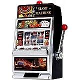 "SPARDOSE im Original Las Vegas Deluxe Casino ""Slot Machine"" Spielgerät Look - ""Einarmiger Bandit"", ca. 38cm"