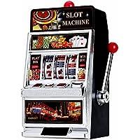 """Preisvergleich für SPARDOSE im Original Las Vegas Deluxe Casino """"Slot Machine"""" Spielgerät Look - """"Einarmiger Bandit"""", ca. 38cm"""