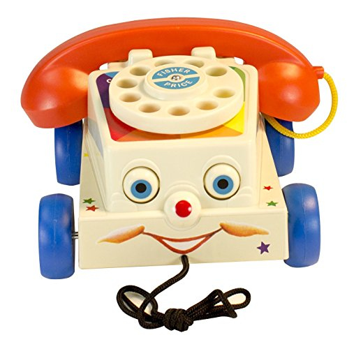 Image of Fisher Price Classics Chatter Telephone