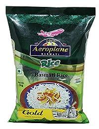 Aeroplane Gold Basmati Rice 1 Kg