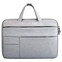 ‎‫شبكات الكمبيوتر Universal Multiple Pockets Wearable Oxford Cloth Soft Portable Leisurely Handle Laptop Tablet Bag, For 12 inch and Below Macbook, Samsung, Lenovo, Sony, DELL Alienware, CHUWI, ASUS, HP‬‎