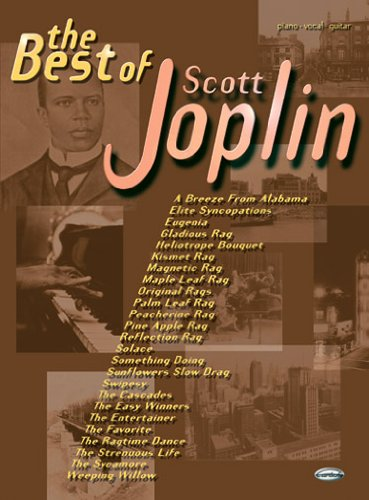 The Best of Scott Joplin Piano