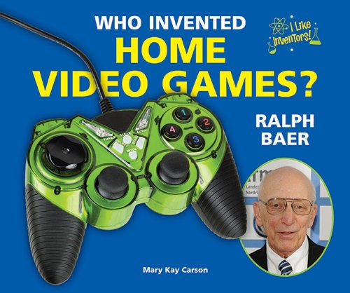 Who Invented Home Video Games Ralph Baer I Like Inventors