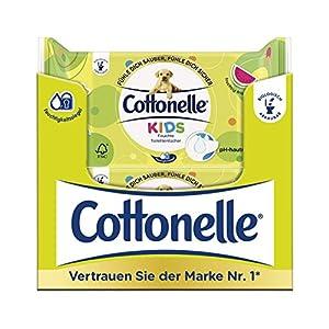 Cottonelle Feuchtes Toilettenpapier Kinder Nachfüllpack