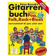 Peter Bursch's Gitarrenbuch. Sonderauflage mit Ringbindung im Hardcover