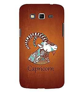 Fabcase Capricorn the zodiac sign Designer Back Case Cover for Samsung Galaxy Grand I9082 :: Samsung Galaxy Grand Z I9082Z :: Samsung Galaxy Grand Duos I9080 I9082