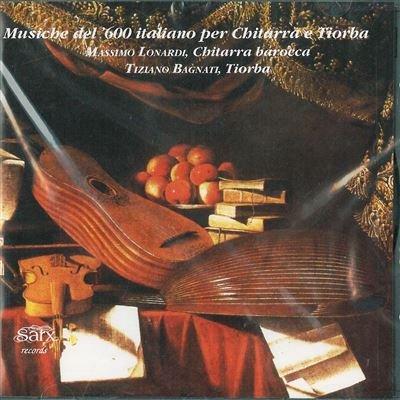 Price comparison product image Music of 17'th italian century for guitar theorbo Sinfonia a 2 Bertoncina Sua corrente Canzona seconda (1637)