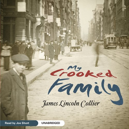 My Crooked Family  Audiolibri