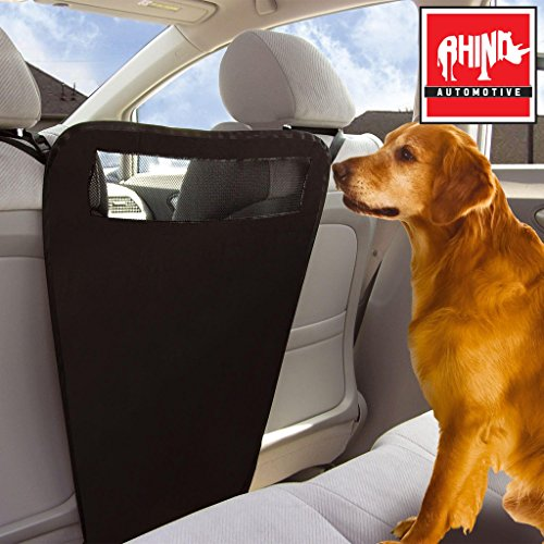 Rhino Automotive© Premium vorne Sitz Mesh Hund Pet Guard Barriere rw1136 (Nissan Patrol Vorne)
