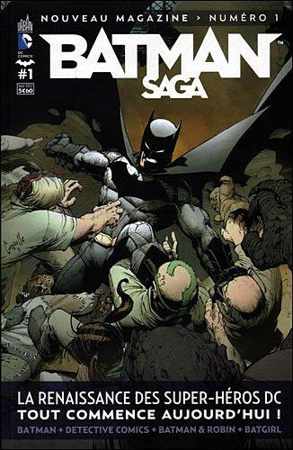 Batman Saga, n° 1 par Urban Comics Presse