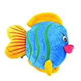 Gifts Online Fish Stuffed Soft Plush Toy...