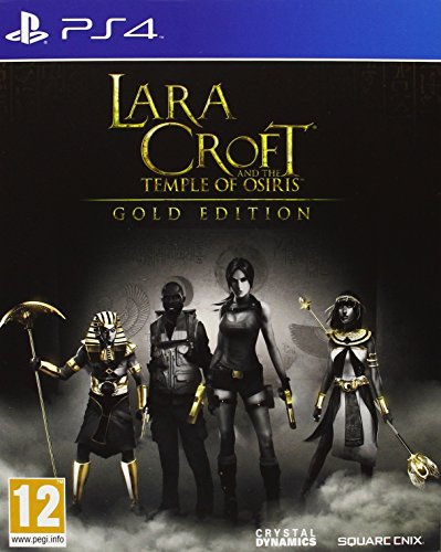 Lara Croft And Temple Of Osiris - Collectors